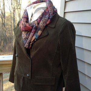 Talbots Double breasted Woman's Petite  Jacket